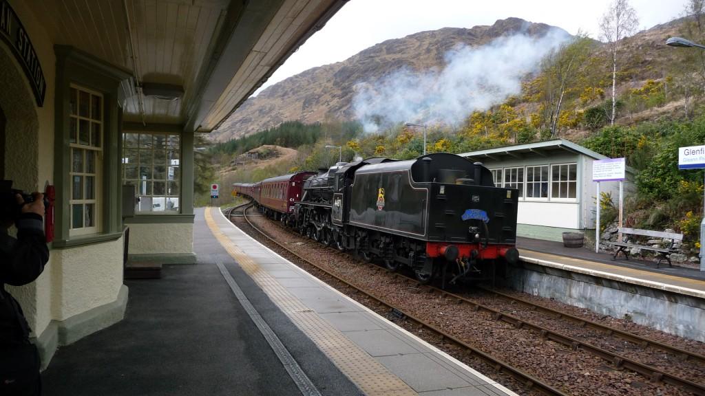 Glennfinnan Station