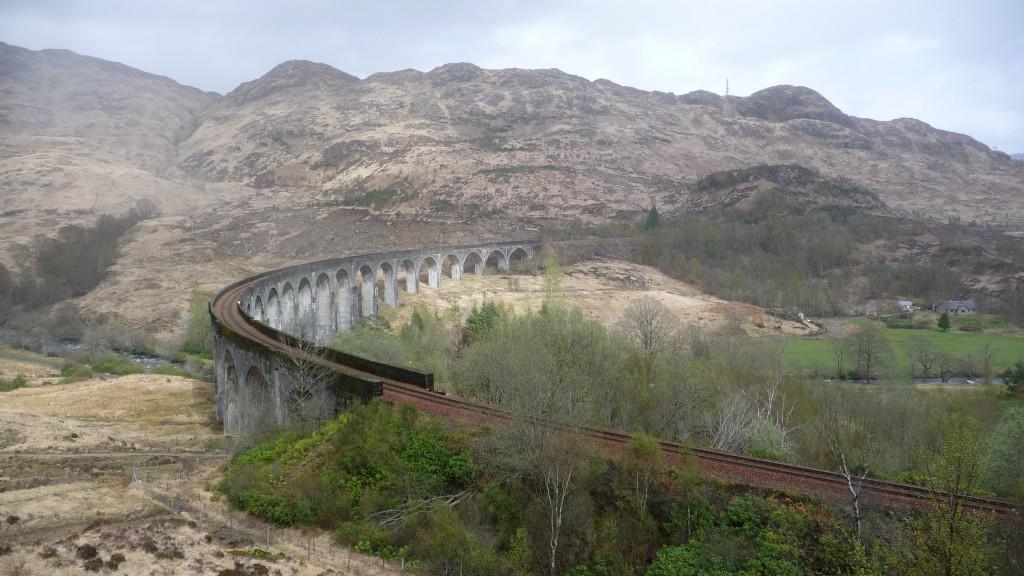 Glennfinnan Viadukt